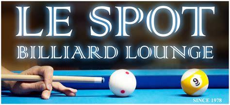 spot le le spot billiard lounge home pool league