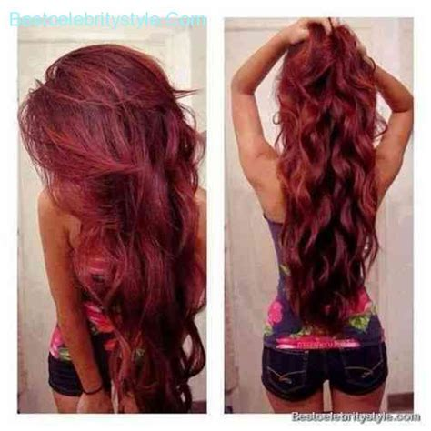 top hair colours of 2015 new hair color trends 2015 bestcelebritystyle com