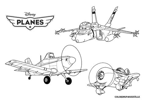 Disney Planes Coloring Pages planes coloring pages