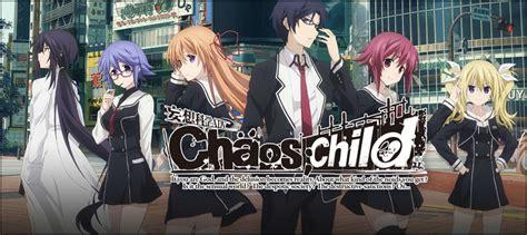Kaset Ps Vita Chaos Child visual novel chaos child coming to ps4 ps vita