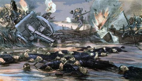 battle of the yser wikipedia