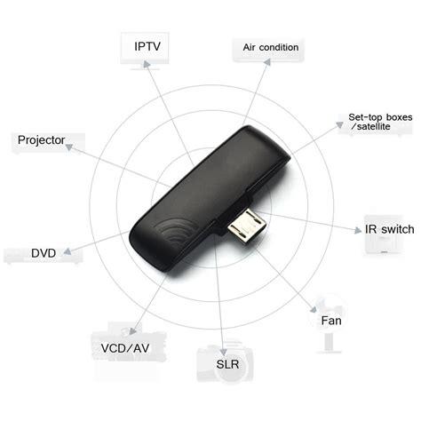 Tasogo Infrared Smartphone Smart Remote For Tv Dvd Ac 35m 1 zaza infrared smartphone smart remote for tv dvd