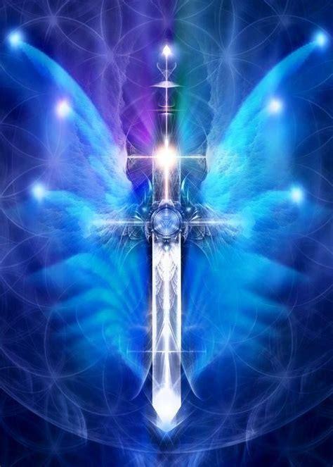 Archangel Michael archangel michael sword name www pixshark images