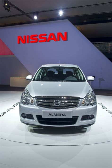 nissan almera moscow 2012 picture 73876