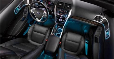 ford explorer limited edition interior  girls