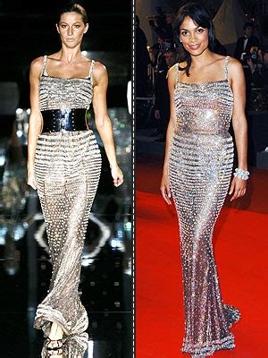 Runway To Carpet Rosario Dawsons Cannes Gown runway to carpet rosario dawson s cannes gown style