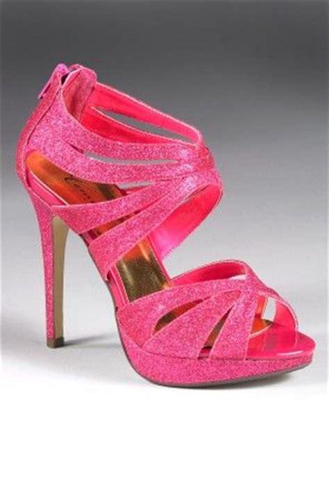 shoes high heel glitter zipper back sandal from camille