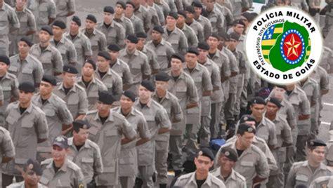 salario da policia militar em 2015 rj pol 237 cia militar de goi 225 s novo concurso para 1 500 vagas