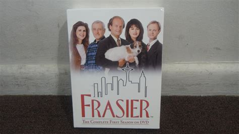 frasier the complete season dvd frasier dvd the complete season season 1