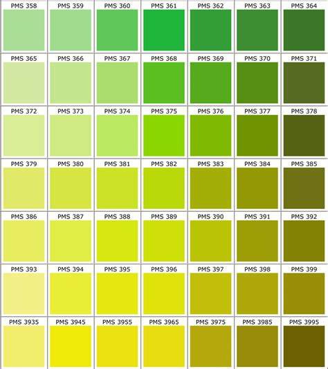 pantone green pantone color guide for apparel printing racer ink
