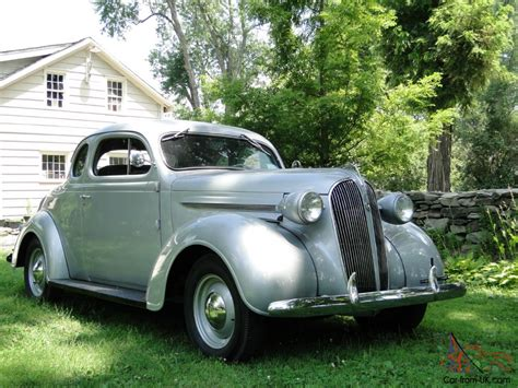 1937 plymouth coupe 1937 plymouth business coupe rumble seat