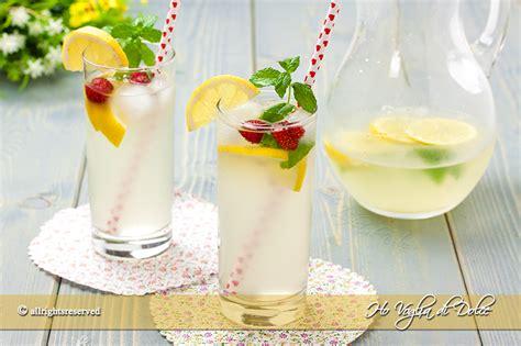 limonata fatta in casa limonata fatta in casa ricetta e varianti ho voglia di dolce
