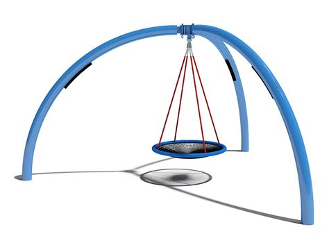 circular swing seat unique circular swing with nest seat eibe playground