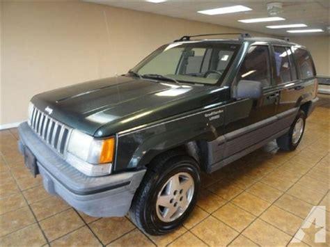 1993 Jeep Grand Laredo 1993 Jeep Grand Laredo For Sale In Downers Grove