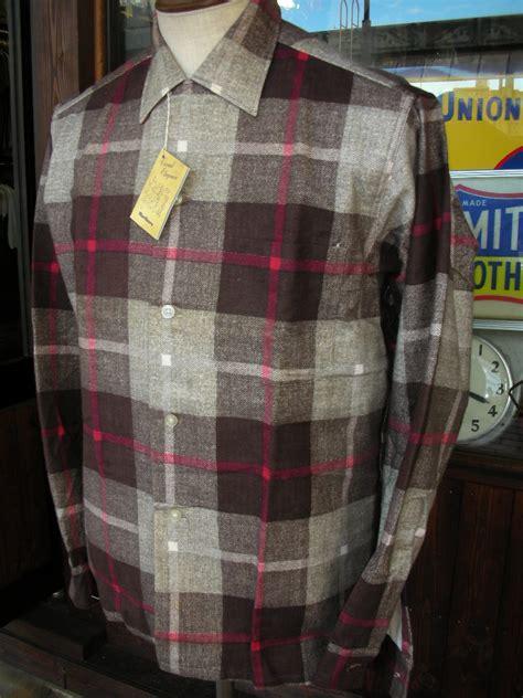 Pomade Marlboro 1950 s dead marlboro printed flannel shirt sz m rock a