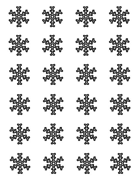 snowflake pattern icing free for you snowflake templates for royal icing snag