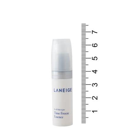 Harga Laneige Time Freeze Essence laneige time freeze essence 5ml hermo shop