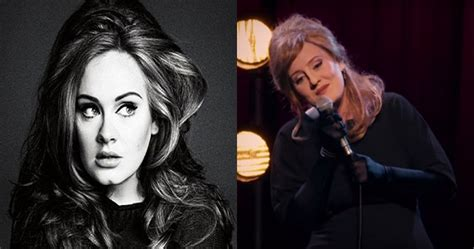 adele biography bbc will the real adele please stand up singer pranks