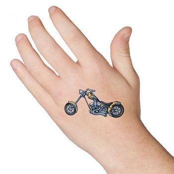 vintage chopper moto tattooforaweek tatouages
