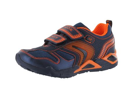 light up sneakers for boys geox boys supreme7 fashion light up sneakers