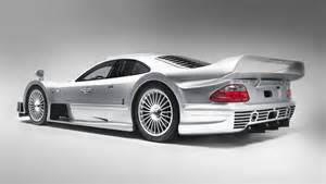 mercedes clk gtr amg can be yours for 2 2 million