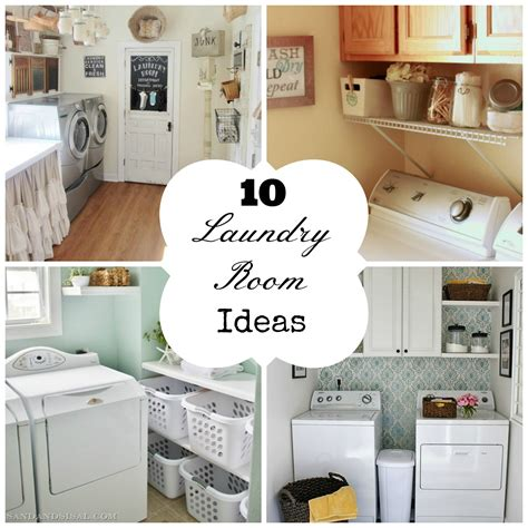 fun home decorating ideas 10 laundry room ideas fun home things
