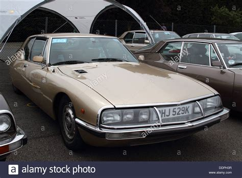 citroen maserati citroen sm with maserati engine stock photo royalty free