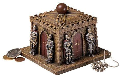 Castle Treasure Recliner by 3 5 Quot Classic Knights Castle Treasure Jewelry Box