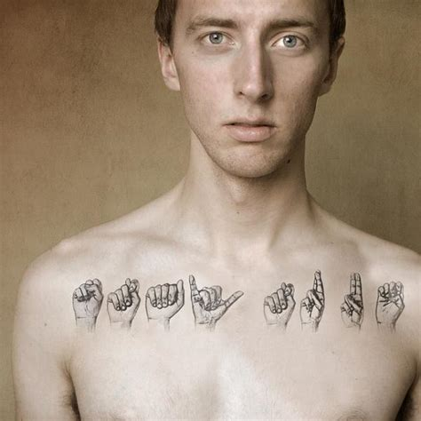 body language tattoo collar bone tattoos for and