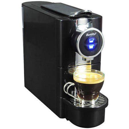 espresso machine wit barsetto espresso machine with 20 capsule sler pack