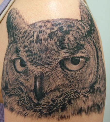 Gardeninga Owl Tattoos Meaning Owl Meanings
