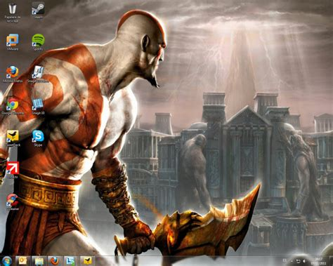 god 2 para pc tema de god of war iii descargar