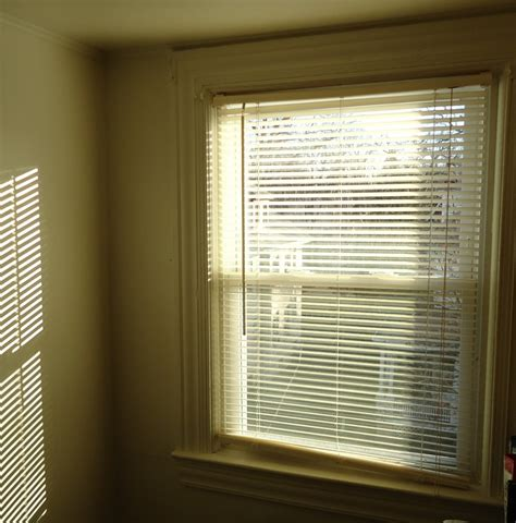 Window Blinds And Shades File Pattern Of Light On Wall By Sun Through Blinds Plus