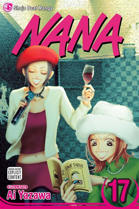 rle steps out rle mysteries volume 1 books nana vol 17 book by ai yazawa official publisher