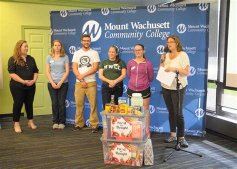 Wachusett Food Pantry by Mwcc To Open Food For Thought Cus Pantry Mount