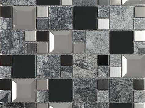 Kaos The Grey kaos grey mosaik med b 229 de metall och stenf 228 lt