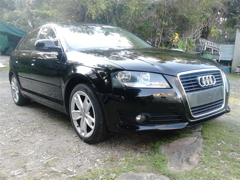 Audi A3 Tfsi 1 8 by 2010 Audi A3 1 8 Tfsi Ambition 8p Car Sales Qld