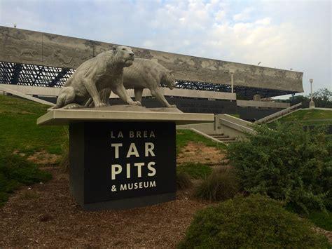 miss history travels to la tar pits museum books la tar pits los angeles california