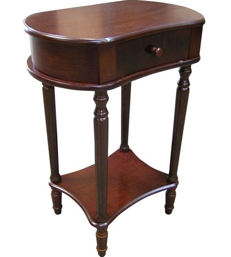 table 29 inches high wide side table cherry 29 inch by o r e in side tables