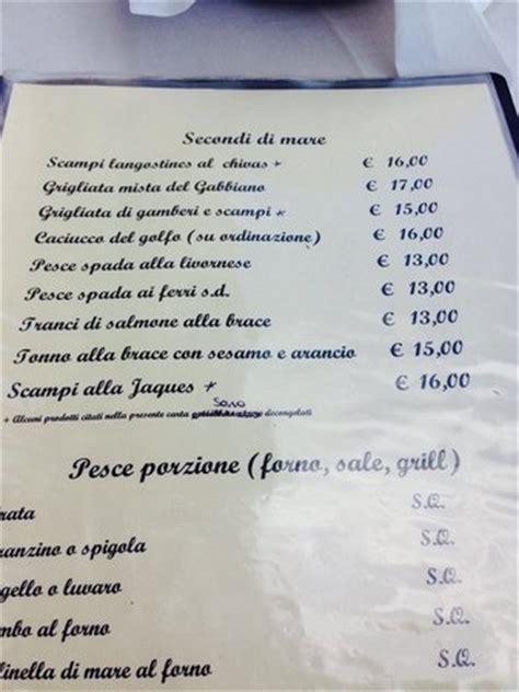 ristorante il gabbiano predore 249 dei secondi picture of il gabbiano predore