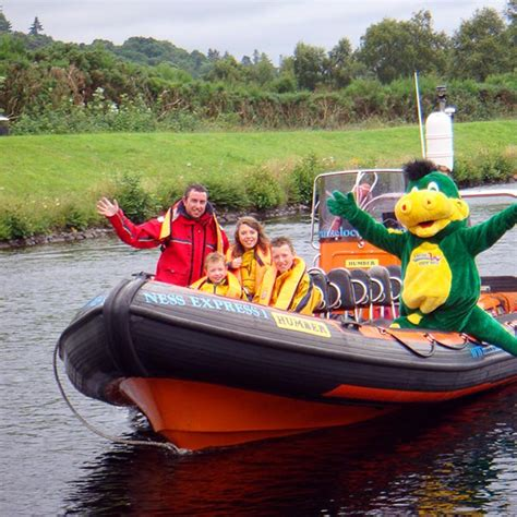 rib boat john o groats the life and times of cruise loch ness