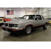 Silver 1984 Oldsmobile Cutlass Hurst/Olds For Sale  MCG