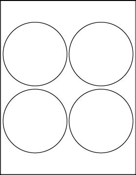 best photos of 3 5 inch circle template printable 3 inch