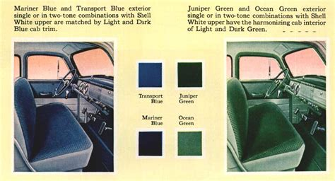 advanced design vankleek hill 1954 and 1955 1 deluxe cloth seat cover the stovebolt