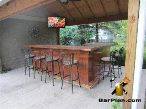backyard bar plans backyard bar plans easy home bar plans
