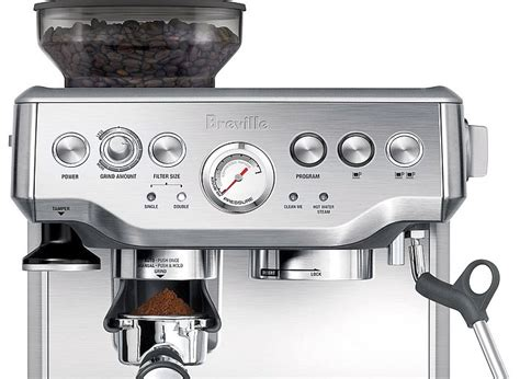 Breville BES870XL Barista Express Espresso Machine   Coffee Brewing Methods