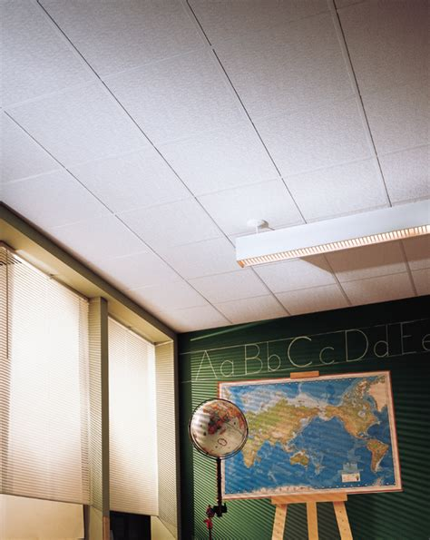 Boral Ceiling by Improve Classroom Acoustics With Usg Boral Ceiling Systems