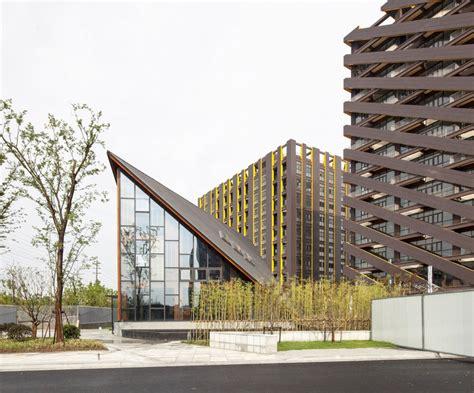 pavillon architektur holz wood pavilion fmd architects archdaily