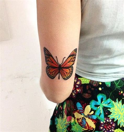 butterfly tattoo elbow butterfly tattoo images designs