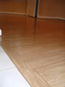 wood tile kitchen floor saddle fitok du dowgr decobizz
